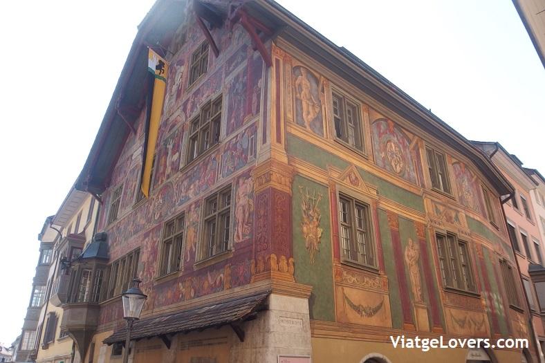 Schaffhausen. Suiza -ViatgeLovers.com