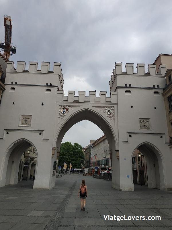 Munich. Baviera en coche -ViatgeLovers.com