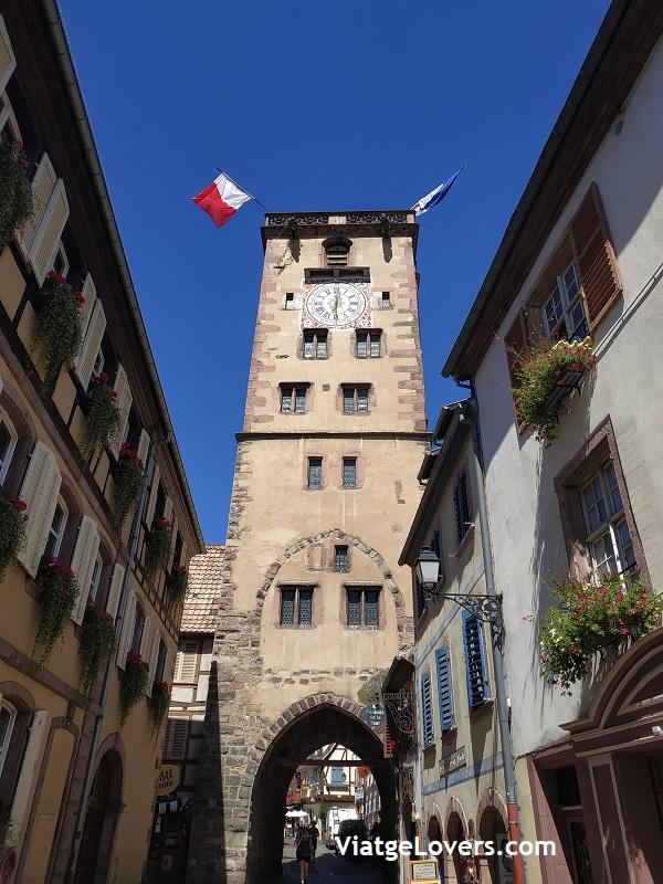 Ribeauvillé. Francia -ViatgeLovers.com