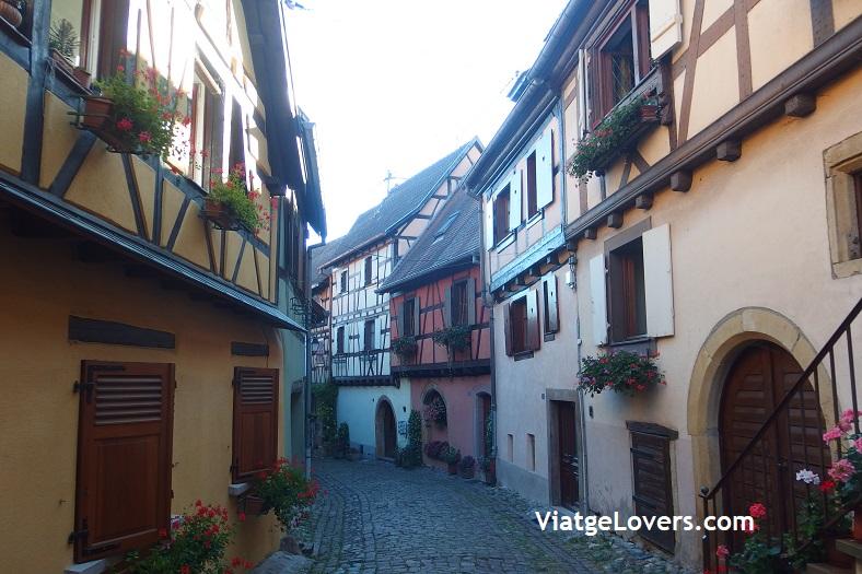 Eguisheim. Alsacia -ViatgeLovers.com