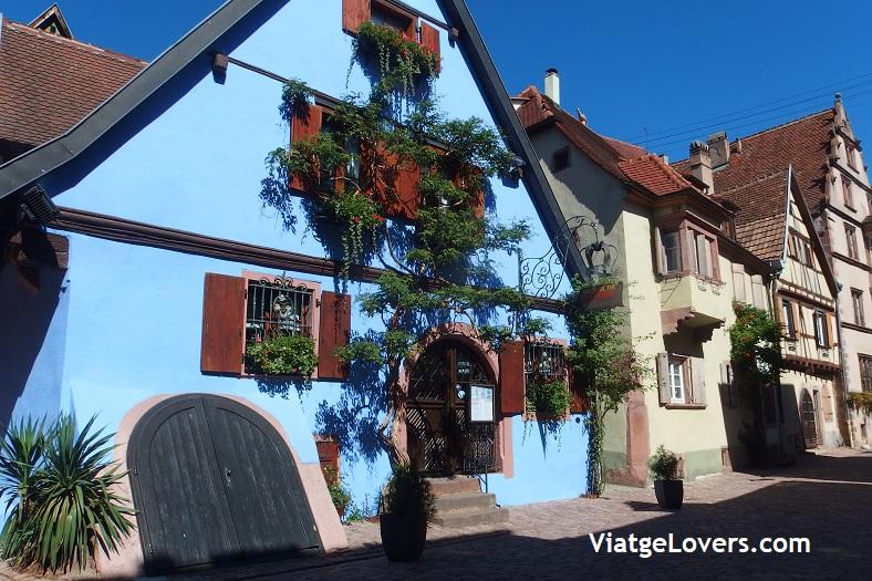 Riquewihr. Francia -ViatgeLovers.com