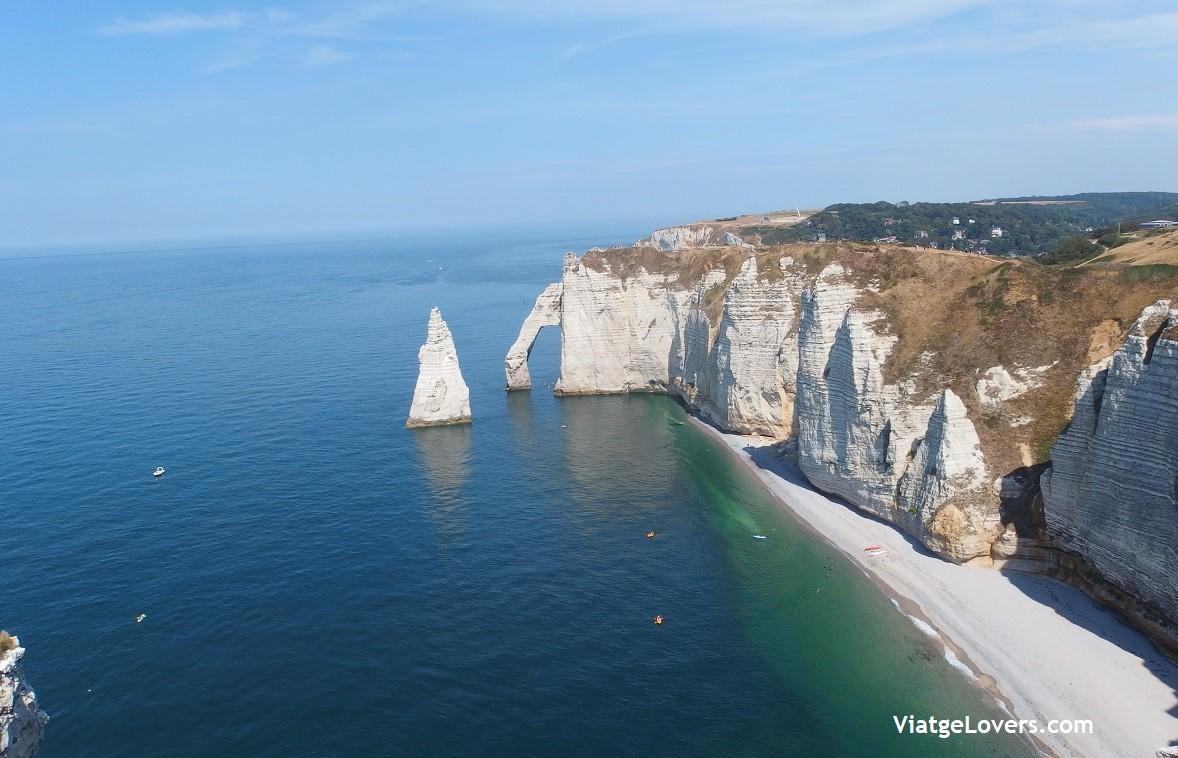 Normandía y Bretaña en coche -ViatgeLovers.com