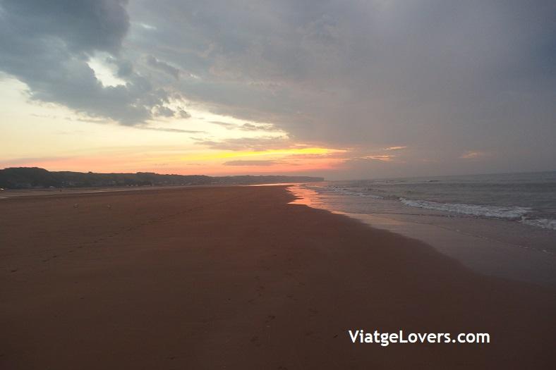 Omaha Beach -ViatgeLovers.com