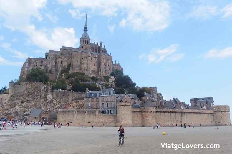 Mont Saint Michel. Normandía y Bretaña en coche-ViatgeLovers.com