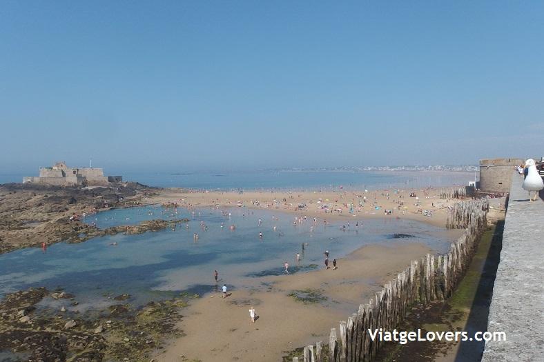 Saint Malo -ViatgeLovers.com