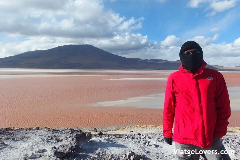 Laguna Colorada. Bolivia por Libre -ViatgeLovers.com