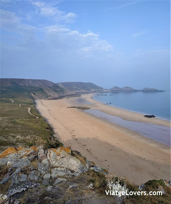 Playas salvajes de Erquy -ViatgeLovers.com